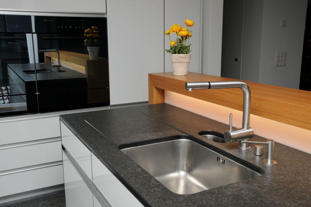 küchen granit - jalousien 2017 - Küche Granit